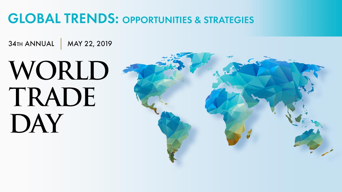 Bryant's 34th annual World Trade Day will address global trends